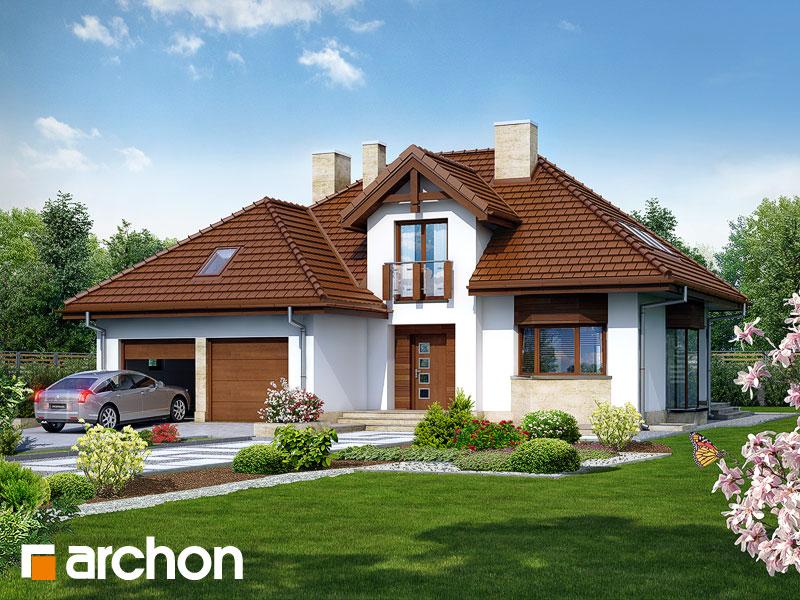 Projekt Dom W Kalateach 2 P Osiedladomow Pl